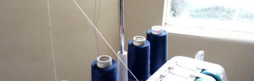 Шитье одежды и прочих товаров. Подбор пряжи и нитей