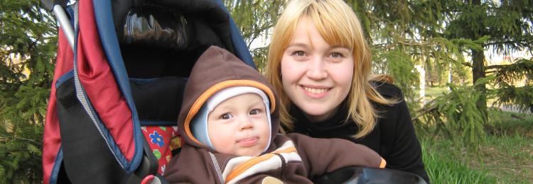 Мама Недели: Лилия Куприянова (блог «Мир мамы»)