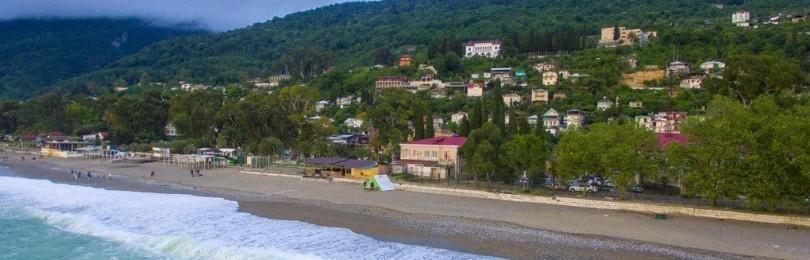 Отдых в Абхазии. Выбор санатория