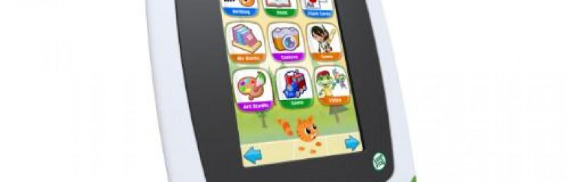 В продаже появится планшетный компьютер для детей