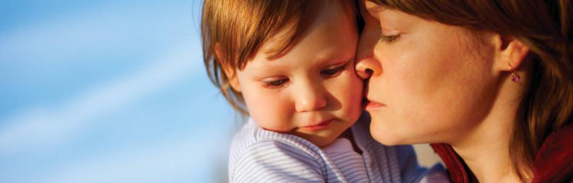 Ребенок растет без отца: правила воспитания
