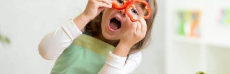 Имя для морковки ИЛИ секрет, как накормить ребёнка полезными овощами
