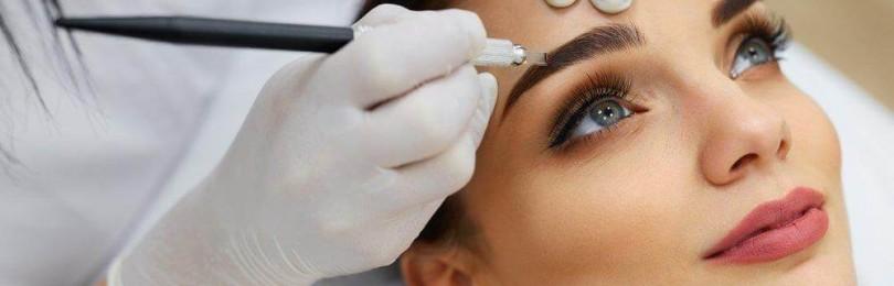 Перманентный макияж: преимущества услуги