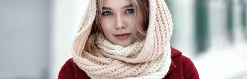 Умелое сочетание: как носить шарф с верхней одеждой