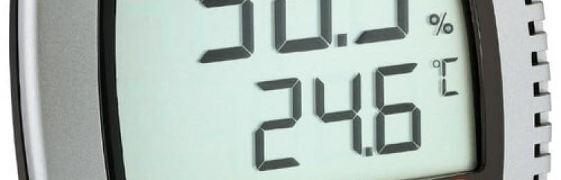Климатическая техника. Принцип действия и классификация гигрометров