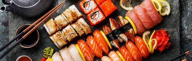 Какие суши заказать в Баку?