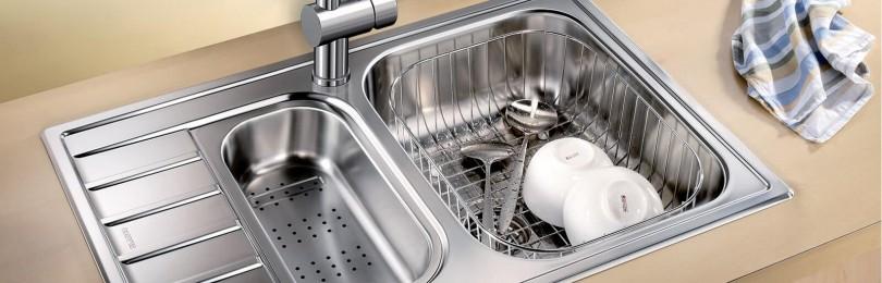 Выбор кухонной мойки по материалу