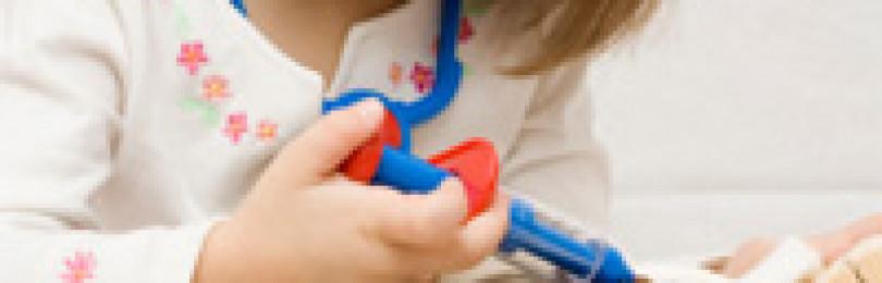 Игра «Лесенка»: Мама — лучший лекарь?
