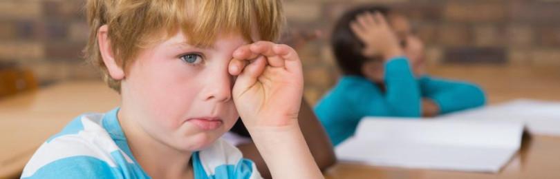 Почему дети часто сдаются и не добиваются своих целей