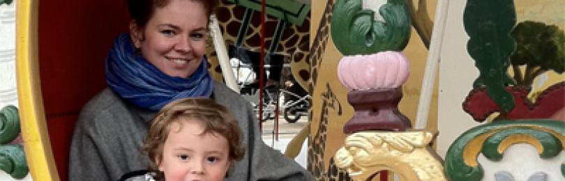 Мама недели: Юлия Лахме (Julias Blog), Дания