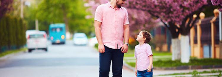 Ценности, которым отец должен научить сына