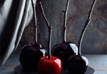 Восхитительные яблоки в карамели