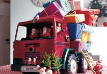 И на вашу улицу приедет грузовик с подарками!