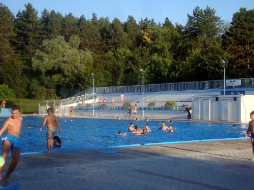 Сербия_Заечар_городской бассейн