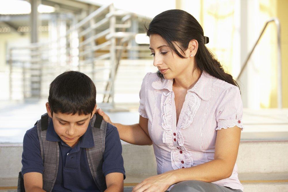 Как правильно извиниться перед ребенком