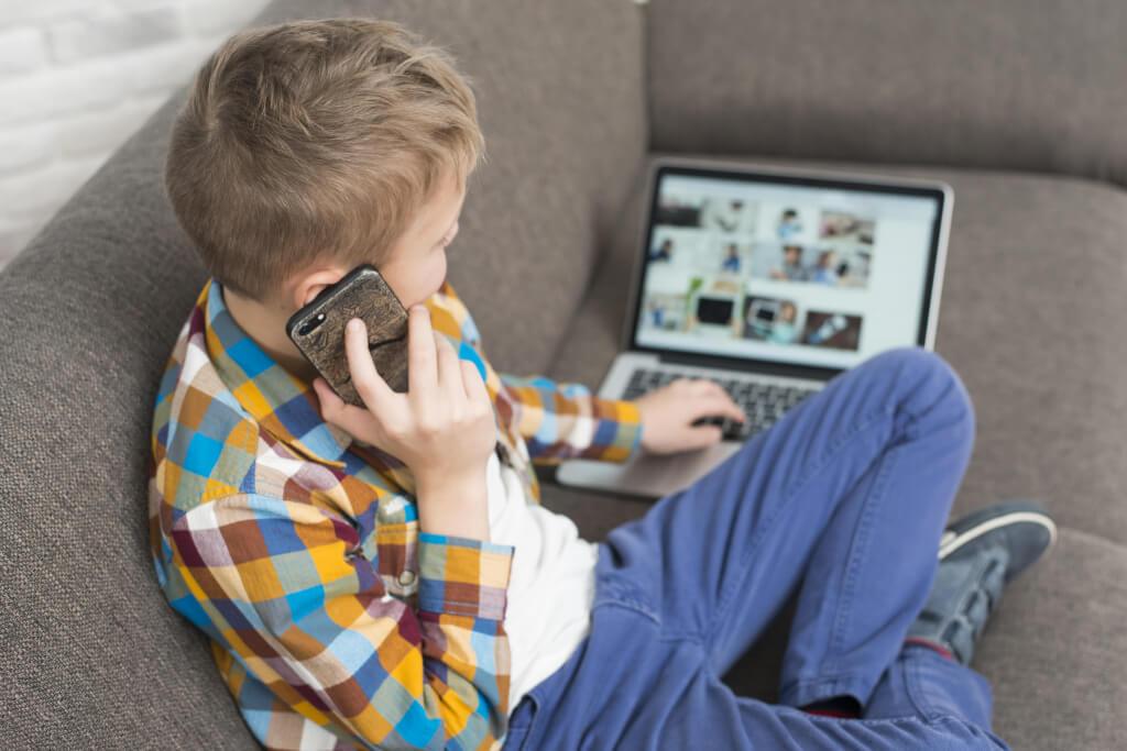 Интернет и дети: мнение психолога