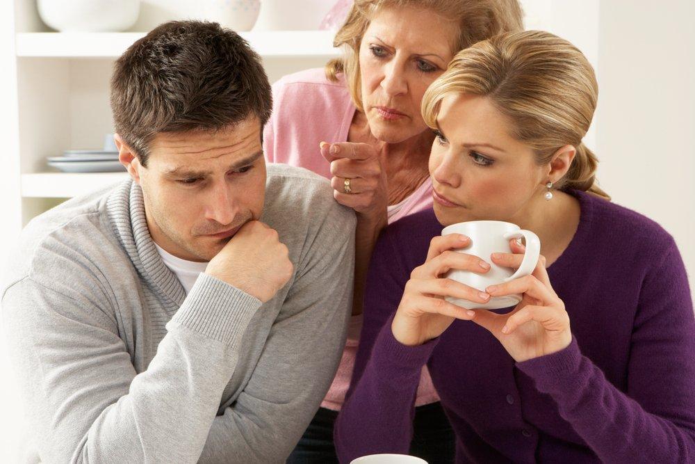Близкие отношения с мамой - путь к неудаче мужчины