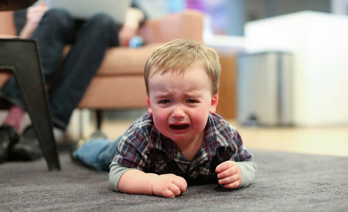 Признаки невоспитанного ребенка