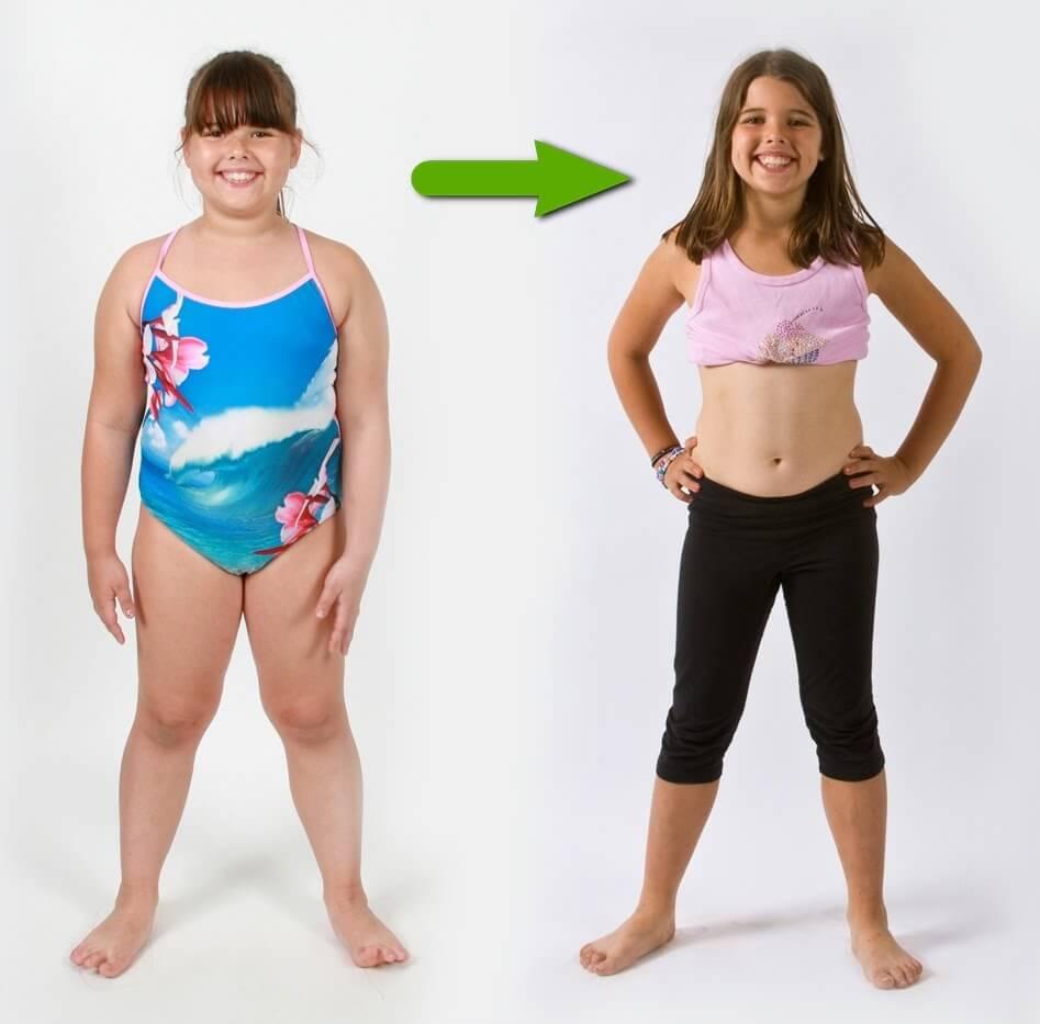 Как сбросить вес подростку 14 лет