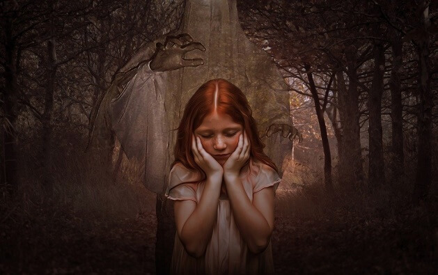 Чего боятся дети до 7 лет