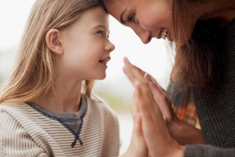 Как завоевать уважение ребенка