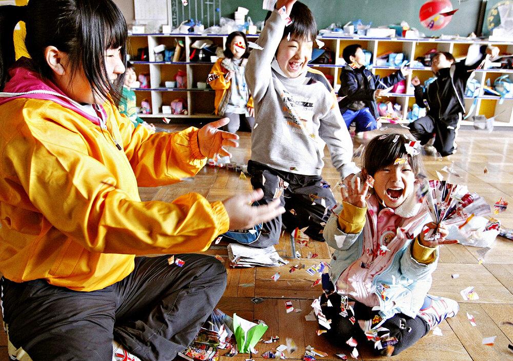 Японский метод воспитания детей: от бога до равного