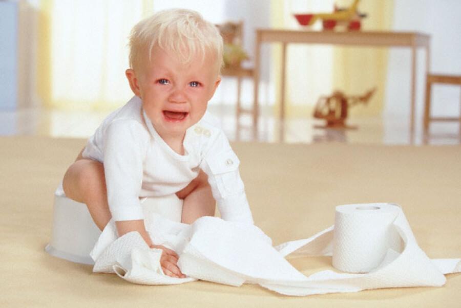 Детские запоры: советы доктора Комаровского