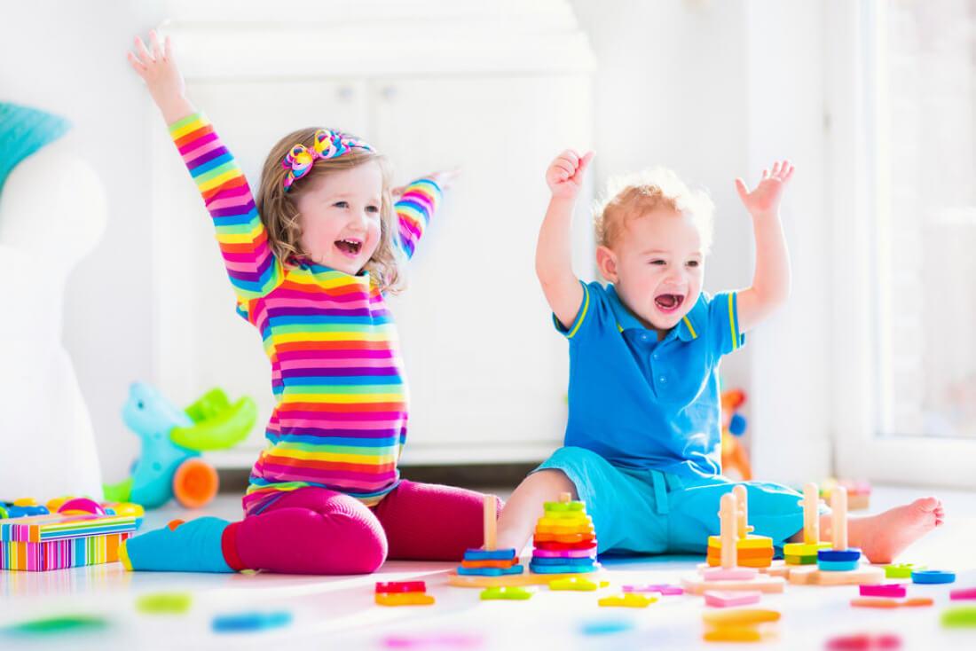 Когда желательно отдавать ребенка в детский сад