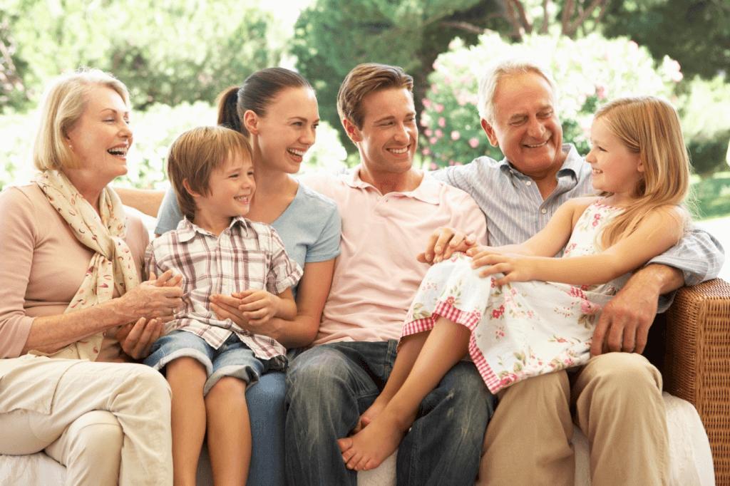 Какие гены ребенок наследует от каждого родителя