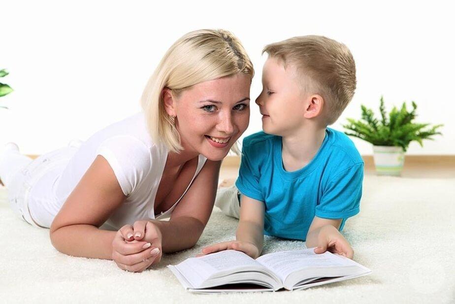 Как помочь ребенку заговорить