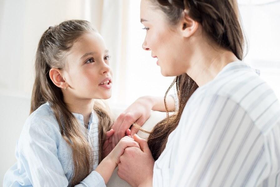 Что мама должна объяснить подрастающей дочери