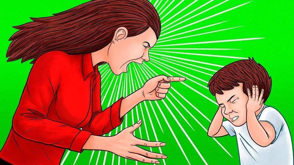 5 запретов в воспитании