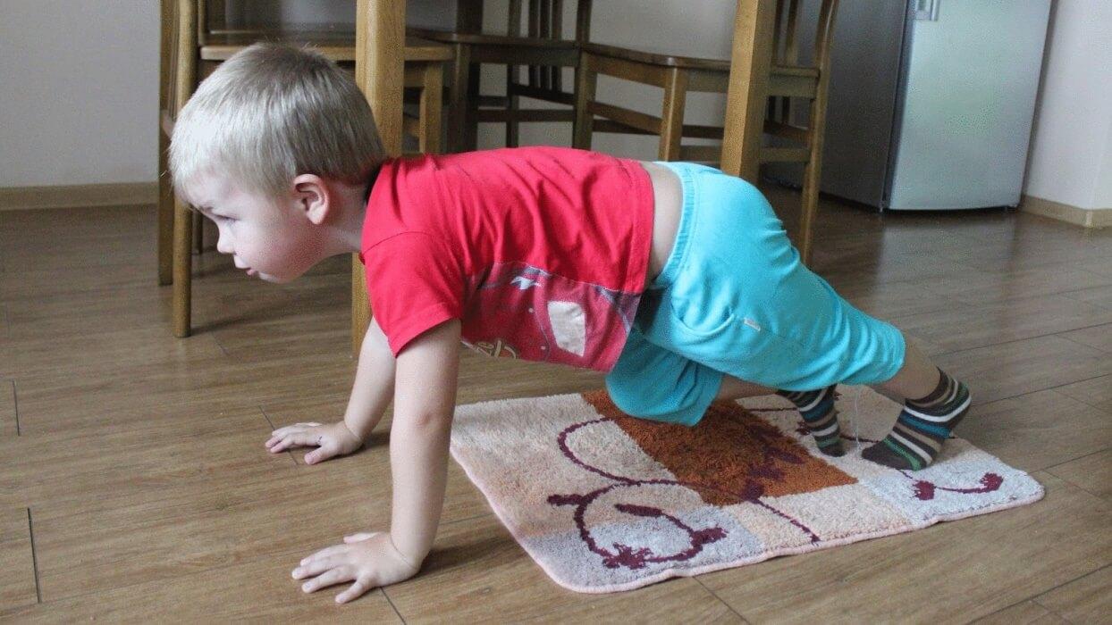 Почему плоскостопие вредит детям