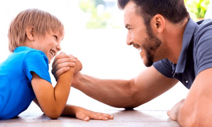 5 шагов к послушному ребенку