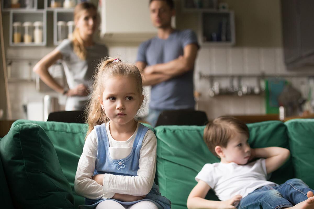 Почему вырастают дети-жертвы