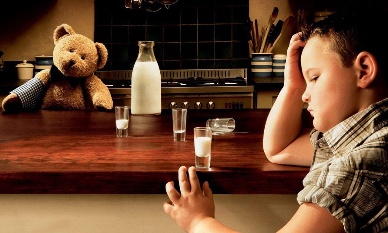 Как с детства увидеть в ребенке будущего алкоголика