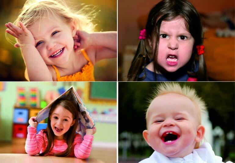 Что влияет на формирование характера ребенка