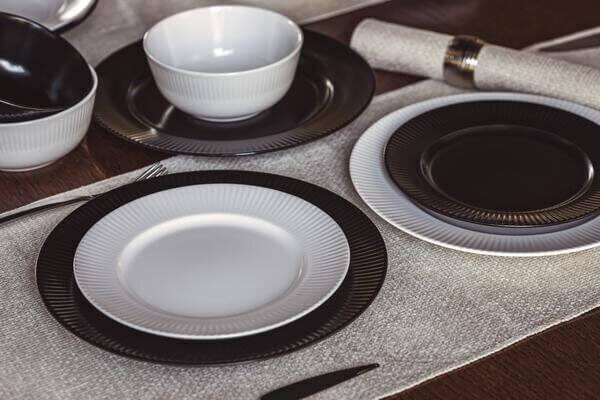 Изящная практичность керамических суповых тарелок