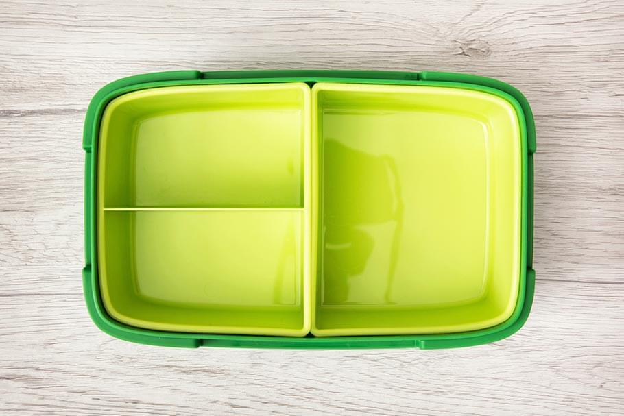Широкий ассортимент контейнеров для еды и ланч боксов с нержавеющей стали, пластика