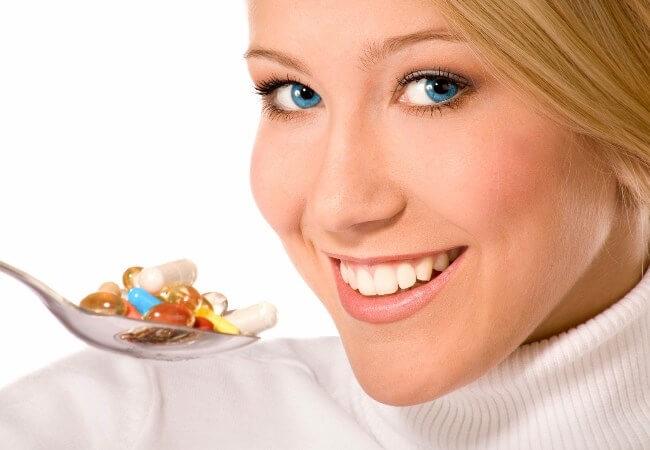 Витамины для женского здоровья