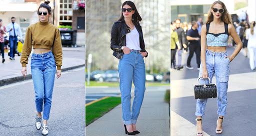 Популярная женская одежда - джинсы американки женские