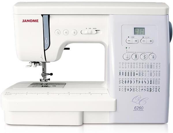 Бренд Janome – лучший выбор начинающей швеи и профессионального мастера