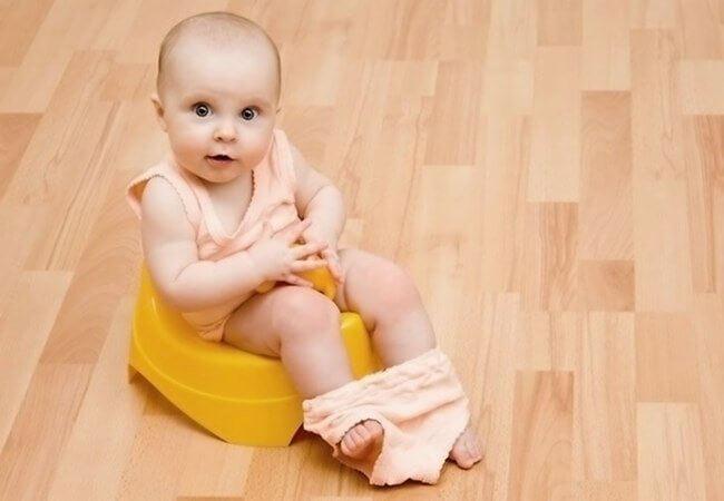 Товары для детей и игрушки. Приучение ребёнка к горшку