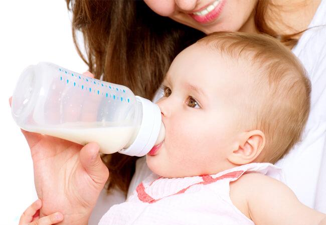 Полезное детское питание. Детские смеси на козьем молоке